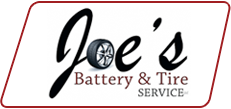 Joe's Battery & Tire Service Stores Logo